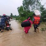 Kanchanpur Doda nadi ko duban